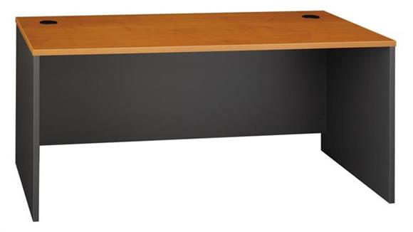 "Executive Desks Bush 66"" Desk Shell"