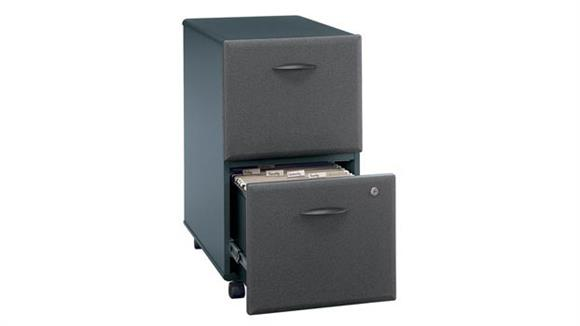 Mobile File Cabinets Bush 2 Drawer Mobile File