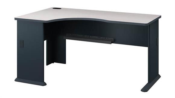 Corner Desks Bush Left Corner Desk