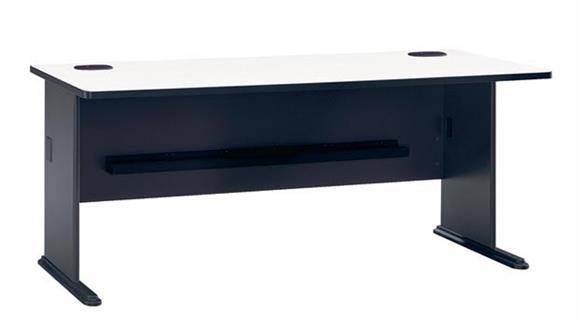 "Modular Desks Bush 72"" Modular Desk"
