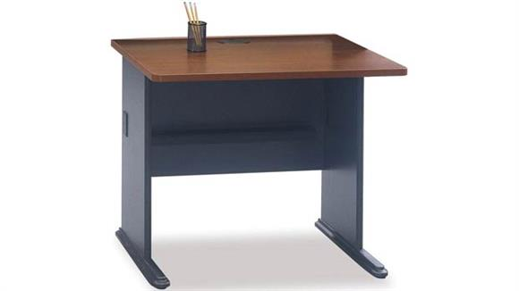"Modular Desks Bush 36"" Modular Desk"
