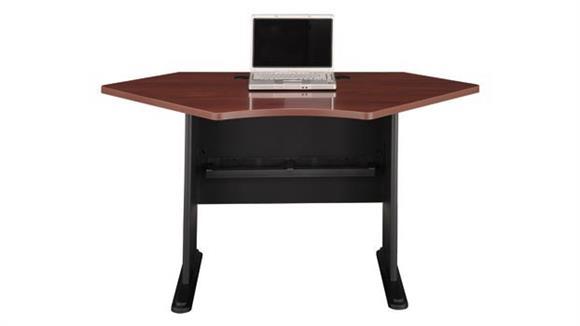"Corner Desks Bush 42"" Modular Corner Desk"