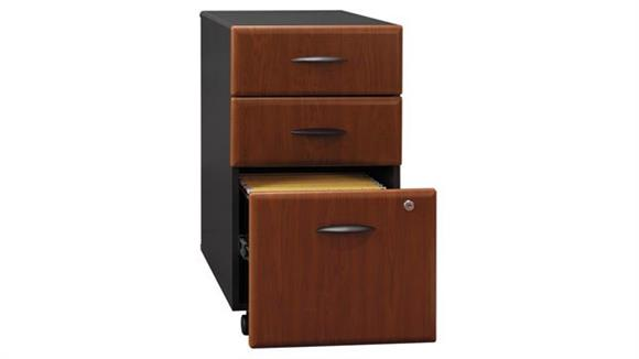 Mobile File Cabinets Bush 3 Drawer Mobile File