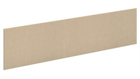 "Hutches Bush 66"" Fabric Tackboard"