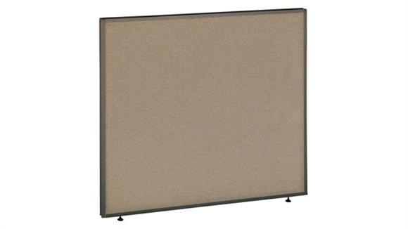 "Office Panels & Partitions Bush 42""H x 48""W Pro Panel"