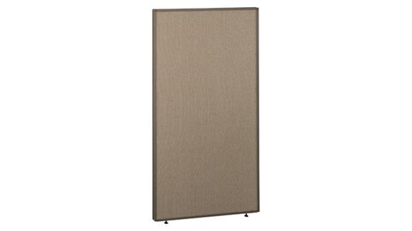"Office Panels & Partitions Bush 66""H x 36""W Pro Panel"