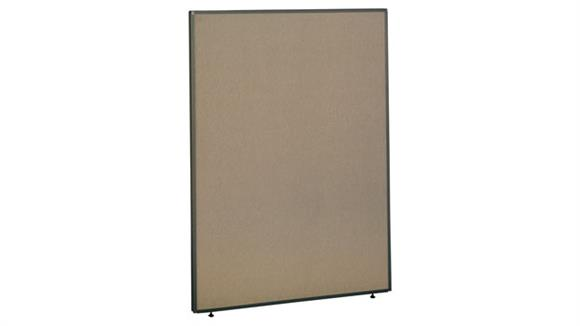 "Office Panels & Partitions Bush 66""H x 60""W Pro Panel"