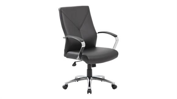 Office Chairs Boss Office  Chairs  Leather Plus Executive Chair