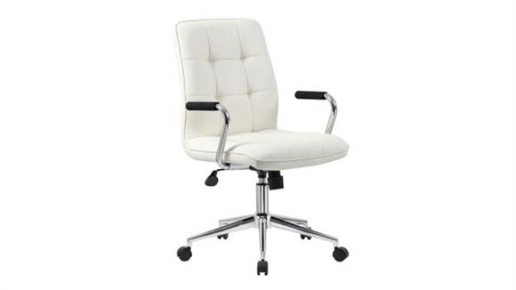Office Chairs Boss Office  Chairs  Modern Office Chair with Arms