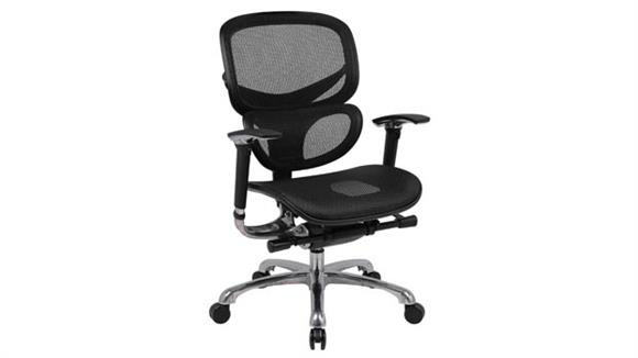 Office Chairs Boss Office  Chairs  Mesh Back Chair