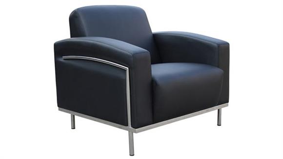 Office Chairs Boss Office  Chairs  Contemporary Style Lounge Chair