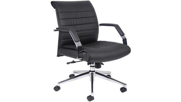 Office Chairs Boss Office  Chairs  Executive Mid Back Chair