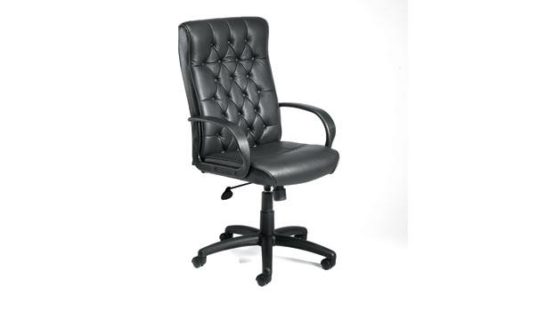 Phenomenal Boss Office Chairs High Back Leather Executive Chair Machost Co Dining Chair Design Ideas Machostcouk