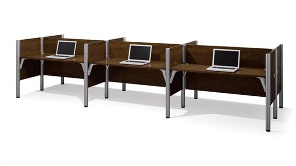 Workstations & Cubicles Bestar Six Person Workstation