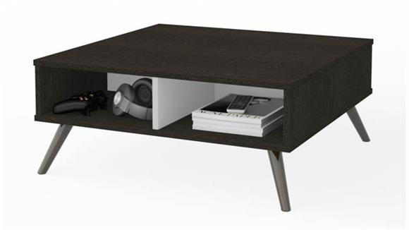 "Coffee Tables Bestar 29.5"" Storage Coffee Table"