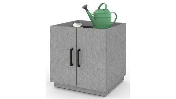 Storage Cabinets Bestar Stackable Storage Cabinet