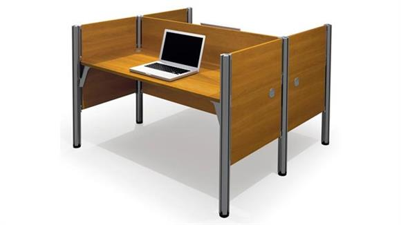 Workstations & Cubicles Bestar Double Face to Face Workstation