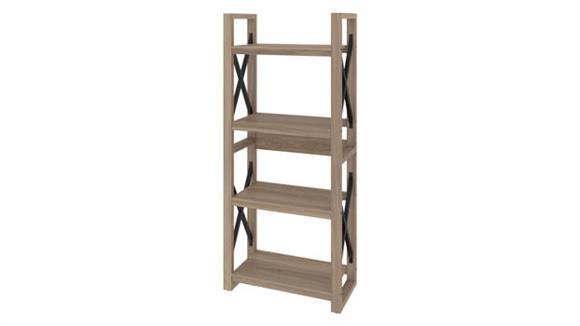 "Bookcases Bestar 27""W x 60""H Bookcase"