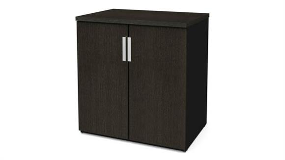 Storage Cabinets Bestar 2-Door Storage Unit