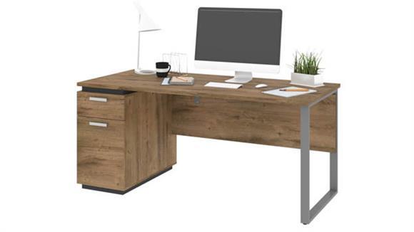 "Computer Desks Bestar 66""W Computer Desk"