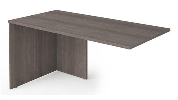 "Desk Parts & Accessories Bestar 59""W Return Table"