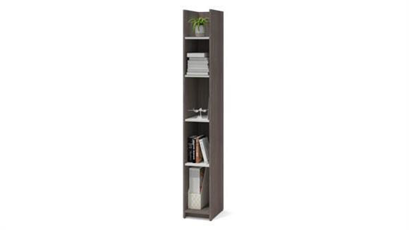 """Storage Cabinets Bestar 10""""W Storage Tower"""