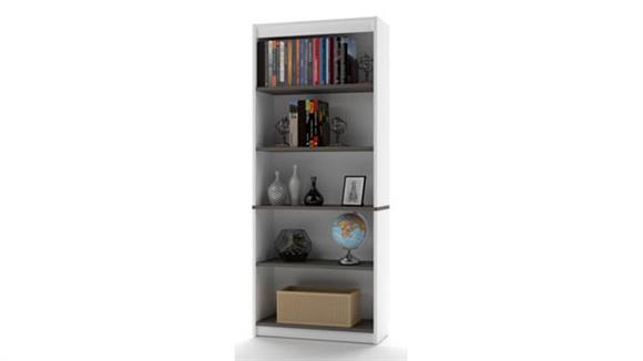 Bookcases Bestar 5 Shelf Bookcase