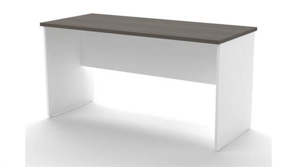 Executive Desks Bestar Executive Desk Shell