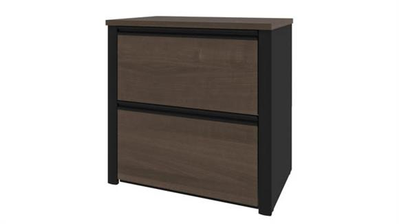 "File Cabinets Lateral Bestar 30"" Lateral File"