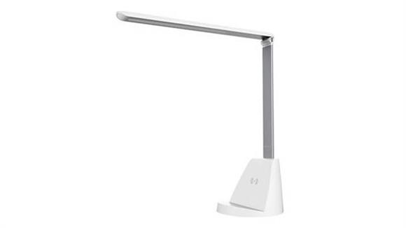 Desk Accessories Bestar LED Desk Lamp with Wireless Charger