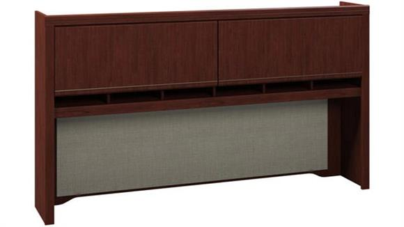"Modular Desks Bush Furniture 72"" Hutch"