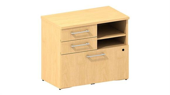 "Storage Cabinets Bush Furniture 30"" Piler / Filer Cabinet"