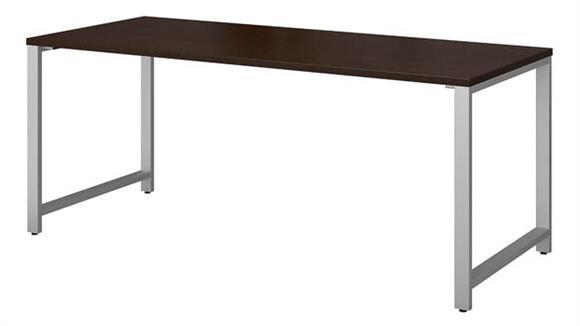 """Computer Tables Bush Furniture 72""""W x 30""""D Table Desk"""