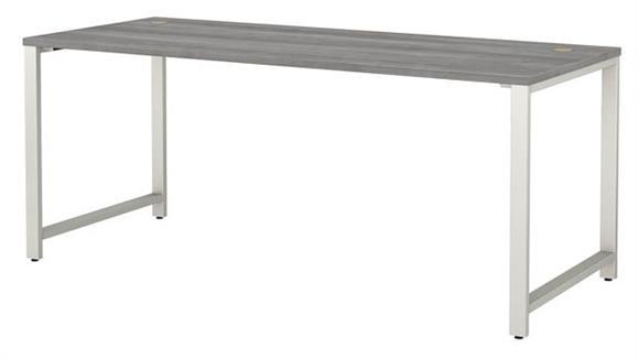 """Computer Tables Bush Furniture 72"""" W x 30"""" D Table Desk"""