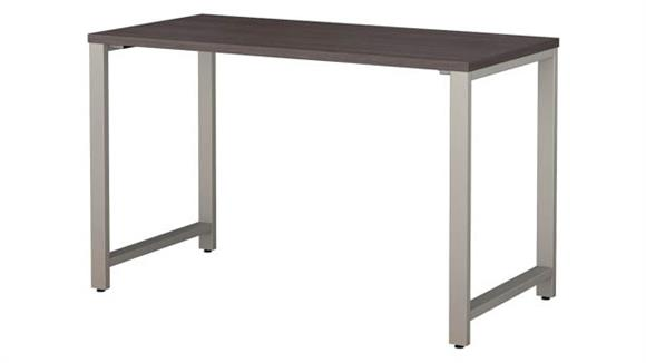 "Computer Tables Bush Furniture 48""W x 24""D Table Desk"