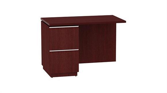 "Desk Parts & Accessories Bush Furniture 42"" Single Pedestal Left Hand Return"