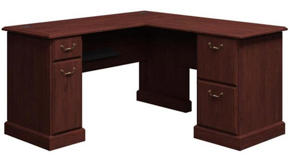 "L Shaped Desks Bush Furniture 60"" L Shaped Desk"