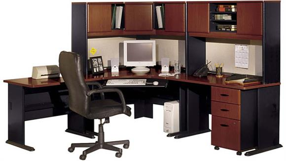 Corner Desks Bush Furniture Corner Workstation