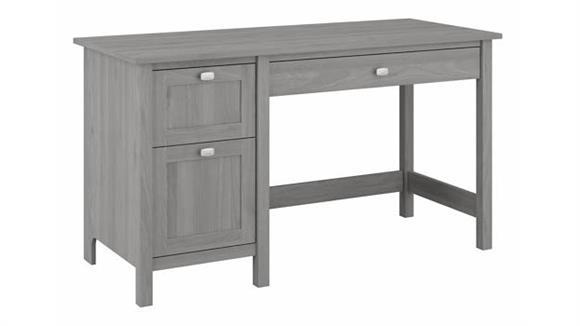 "Computer Desks Bush Furniture 54"" W Computer Desk with Drawers"