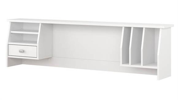 """Hutches Bush Furniture Small Hutch Organizer for 60""""W Desk"""