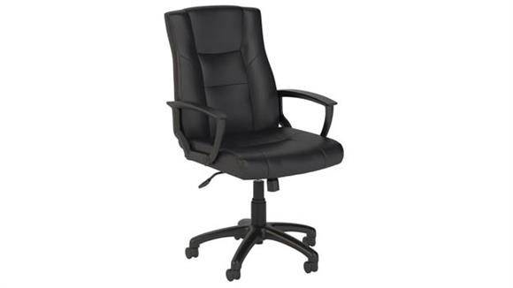 Office Chairs Bush Furniture Executive Office Chair