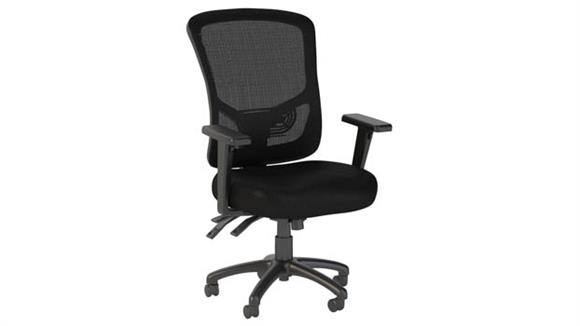 Office Chairs Bush Furniture High Back Multifunction Mesh Executive Office Chair