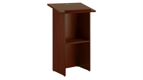 "Podiums & Lecterns Bush Furniture 24""W x 48""H Lectern"