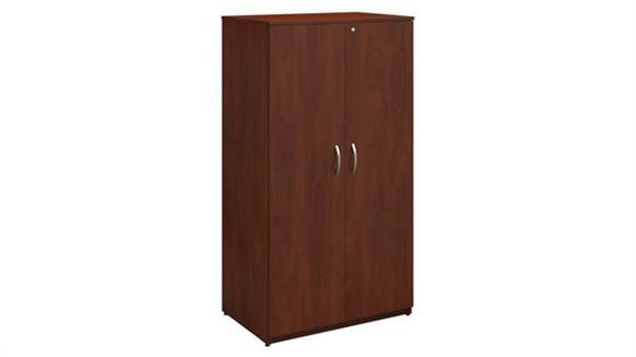 "Wardrobe Armoires Bush Furniture 36""W x 66""H Wardrobe Storage Cabinet"