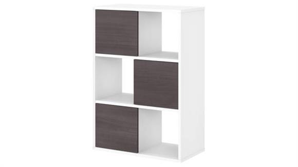 Storage Cubes & Cubbies Bush Furniture 6 Cube Organizer