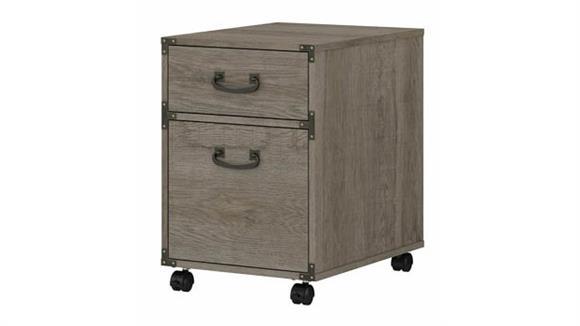 Mobile File Cabinets Bush Furniture 2 Drawer Mobile File Cabinet