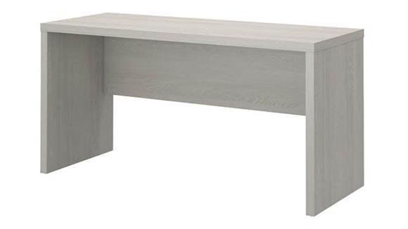 "Executive Desks Bush Furniture 60"" W Credenza Desk"