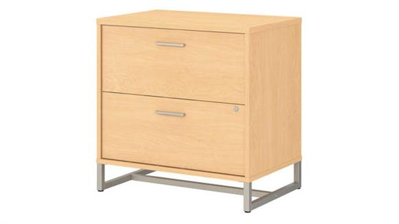 File Cabinets Lateral Bush Furniture Lateral File Cabinet - Assembled