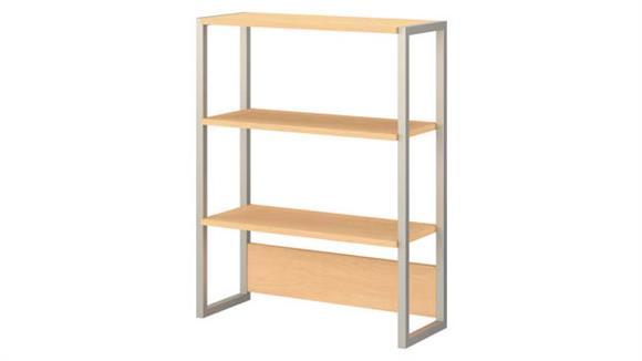 Bookcases Bush Furniture Bookcase Hutch