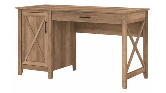 """Computer Desks Bush Furniture 54"""" W Computer Desk with Storage"""